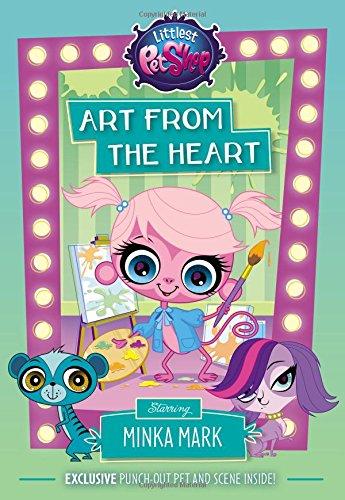 Littles Pet Shop: Art From The Heart