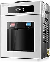 نافورة شرب كهربائية للمنزل وغلاية كهربائية للمطبخ من سطح المكتب (اللون: رمادي، المقاس: 28 × 26 × 36 سم)