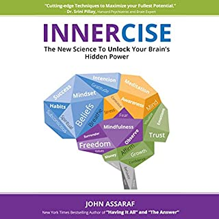 Innercise: The New Science to Unlock Your Brain's Hidden Power Titelbild