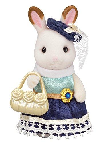 シルバニアファミリー ショコラウサギのお姉さん TVS-02