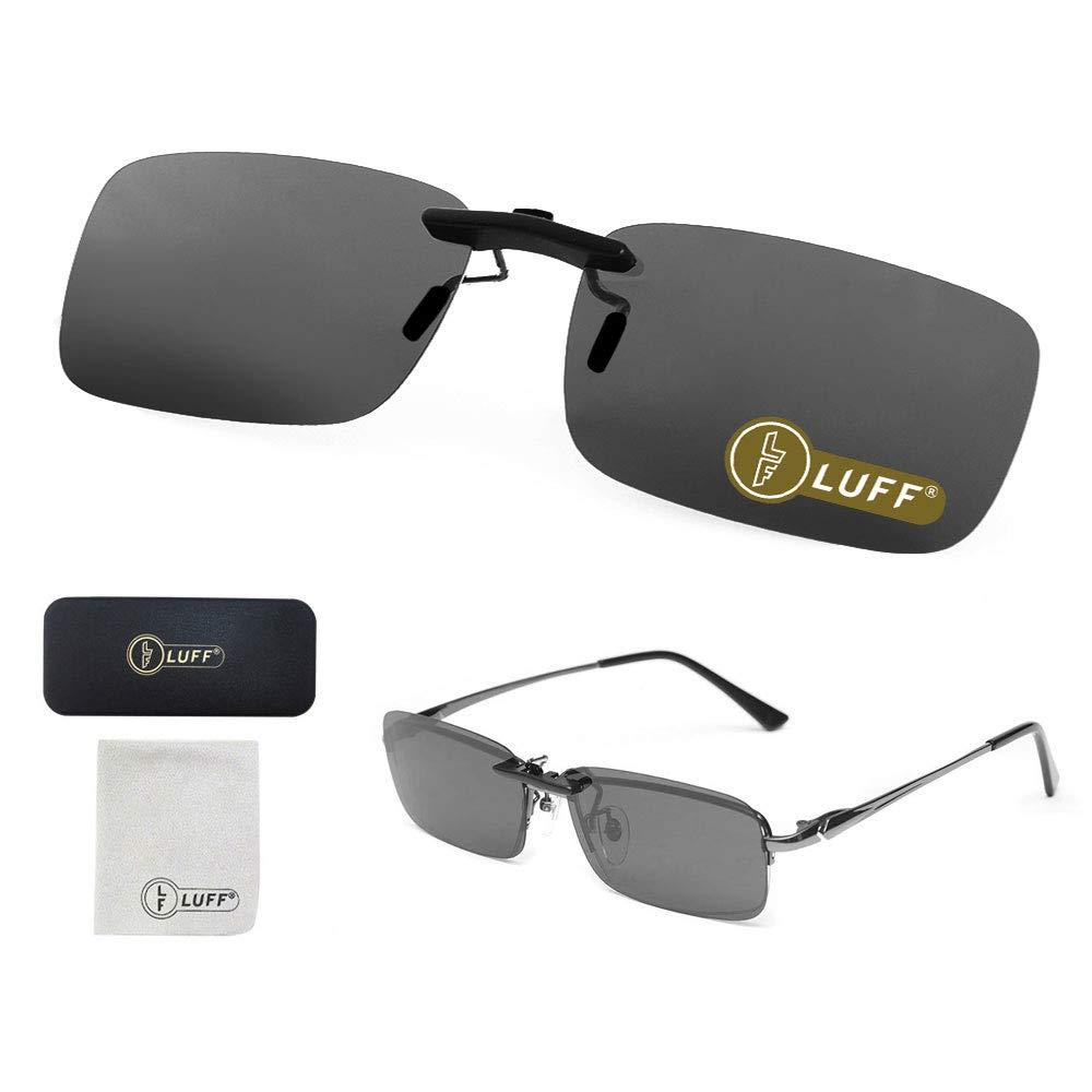 LUFF Polarized Sunglasses Prescription Eyeglasses Good