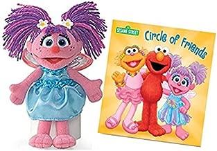 Hug the Belly Gund Sesame Street Abby Cadabby 6