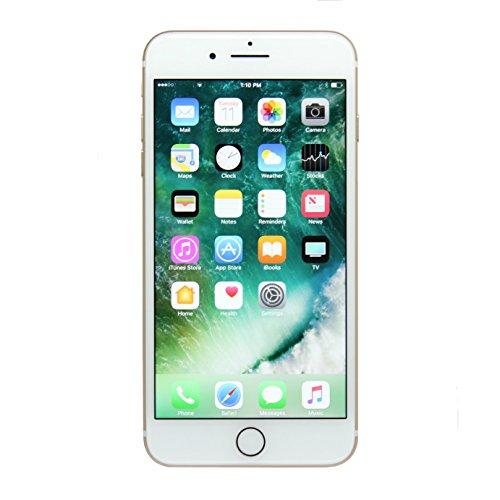 Apple iPhone 7 Plus, 32GB, Gold - Fully Unlocked (Renewed)