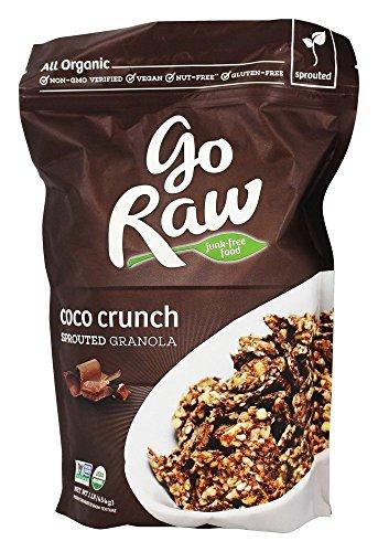 Great Deal! Go Raw Granola Coco Sprtd Org