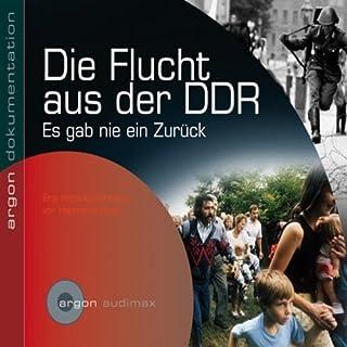 Die Flucht aus der DDR Titelbild
