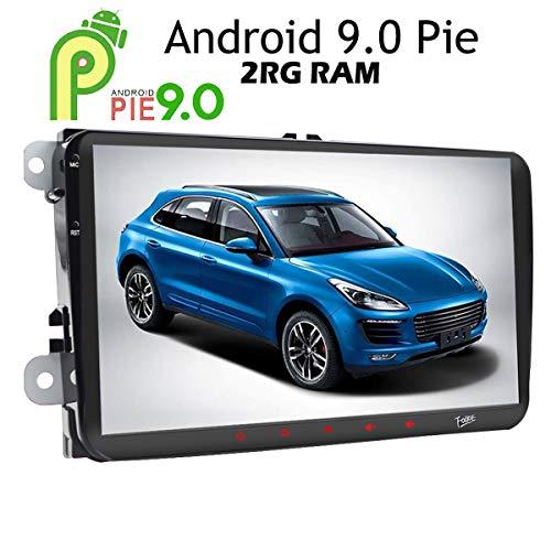 Android 9.0 2GB RAM coche estéreo unidad central