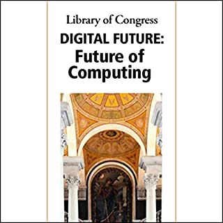 Library of Congress Series on Digital Future audiobook cover art