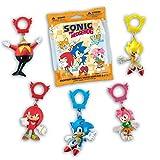 Just Toys LLC Sonic The Hedgehog Backpack Hangers (Single)