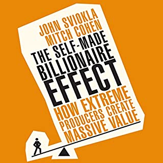 The Self-Made Billionaire Effect cover art