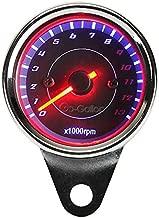Led Backlight Motorcycle Tachometer for Yamaha V-Star Xvs 650 1100 Custom Silverado/for Honda Shadow Spirit Cb Vt750 Vt1100 Vt600