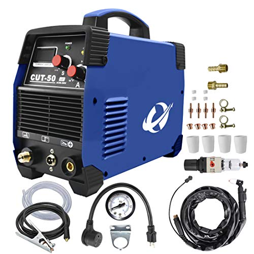 CUT50 50 Amp 110V/220V Dual Voltage AC DC IGBT Cutting Machine With LCD r