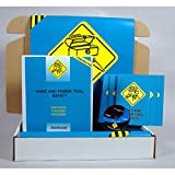 MARCOM Hand & Power Tool Safety in Construction Environments Construction Safety Kit