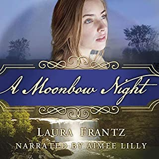 A Moonbow Night audiobook cover art