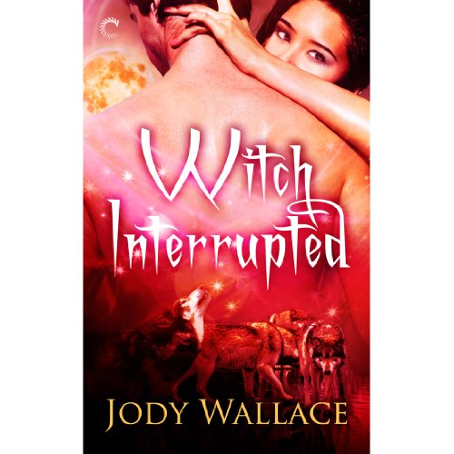 Witch Interrupted audiobook cover art