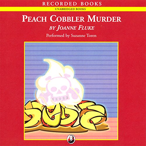 Peach Cobbler Murder cover art