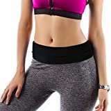 Running Waist Belt Spybelt Pouch Belt For Runners Men Women Android iPhone 8 X 11 Card Wallet Storage Gym Workouts Cycling Jogging Yoga Lightweight