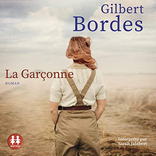 La garçonne audiobook cover art