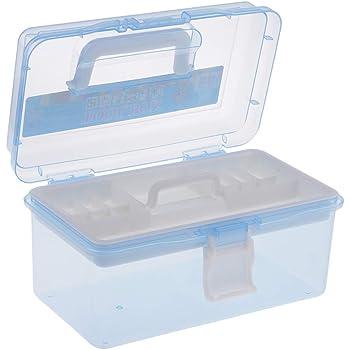 IPOTCH Caja Organizadora de 2 Capas para Almacenaje de ...