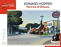 Edward Hopper Portrait of Orleans 1000-Piece Jigsaw Puzzle