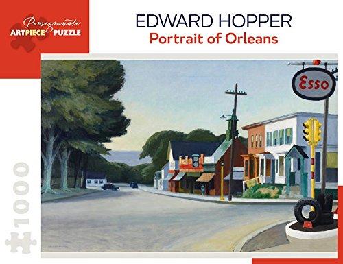 Edward Hopper Portrait of Orleans 1000-Piece Jigsaw Puzzle