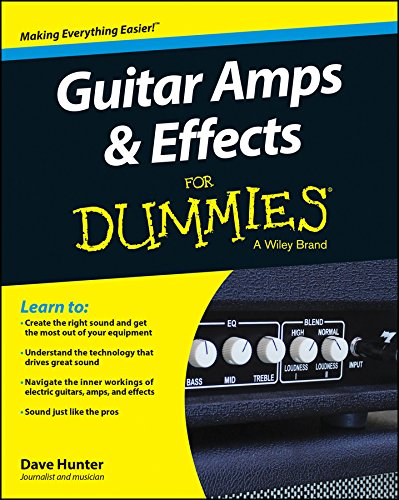 Guitar Amps & Effects For Dummies (English Edition)