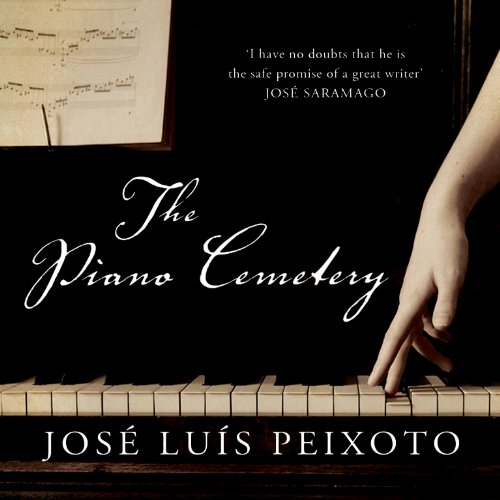 The Piano Cemetery audiobook cover art