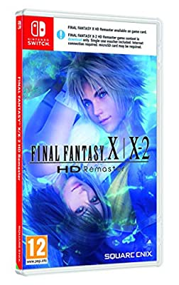 Final Fantasy X/ X-2 HD Remaster (Nintendo Switch)