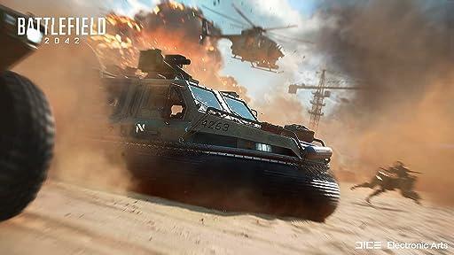 Battlefield 2042【予約特典】DLC ランドフォール(プレイヤーカード背景)&オールドガード(タグ) & ミスター・チョンピー(エピック武器チャーム) & BAKU ACB-90(近接テイクダウン武器) & アイリッシュ 歴戦の兵士レジェンダリースキン 同梱