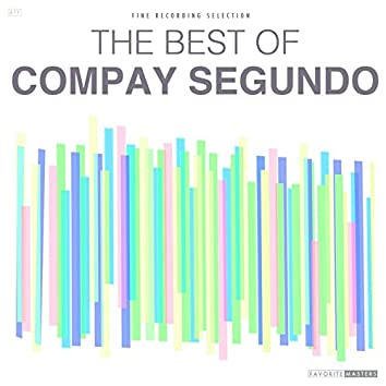Best Of Compay Segundo (Artist Of The Buena Vista Club)