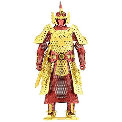 Fascinations Chino (Ming) Armor - 3D Metal Model Kit (MMS141) Metal Earth