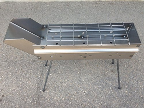 FBM2 SRLS Cuocispiedini a carbonella C 50 Ferro Opaco