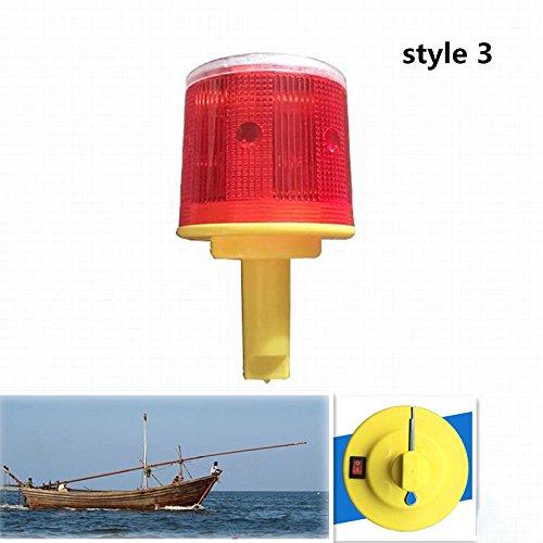 Stroboscopi e luci di sicurezza per imbarcazioni