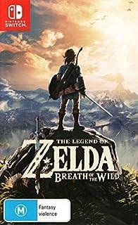 The Legend of Zelda Breath of the Wild - Nintendo Switch (B076P6K4YT) | Amazon price tracker / tracking, Amazon price history charts, Amazon price watches, Amazon price drop alerts