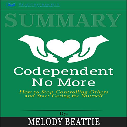 Codependent No More audiobook cover art