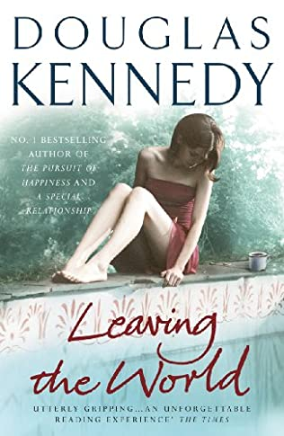 book cover of Leaving the World