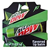 Mountain Dew Flavored Lip Balm
