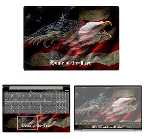 decalrus - Protective Decal Skin Sticker for Lenovo IdeaPad 330s (15.6