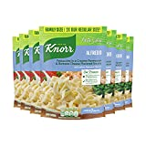 Knorr Pasta Sides Alfredo is a family-size pasta side dish that enhances meals with amazing flavor Alfredo Pasta Sides deliciously combines fettuccine with cheesy flavors and a creamy sauce This Alfredo pasta contains no artificial flavors Knorr Past...