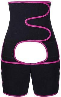 Taille Trainer for Women 3-in-1 dij en taille Trainer Belt Butt Lifter voor gewichtsverlies en verbeter Shape Fitness Afsl...
