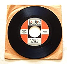 Gerry And The Pacemakers I Like It bw Jambalaya - Laurie Records 1964 - Used Vinyl 7 Inch Single Record - Liverpool Hitmakers Hit Single