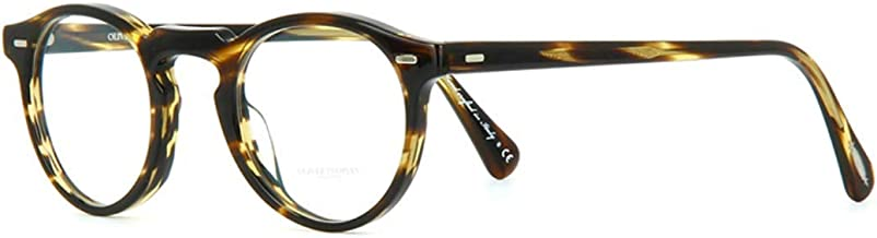 Oliver Peoples Glasses 1003 Cocobolo Coco Gregory Peck Size 47