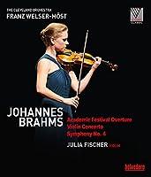 Brahms: Violin Concerto [DVD]
