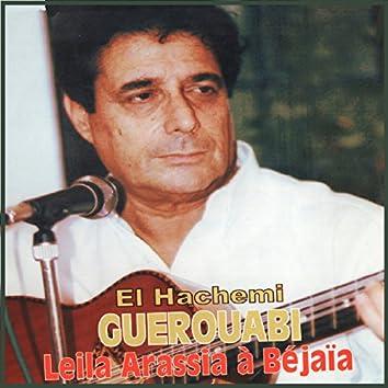 Leila arassia à Bejaïa (Live)