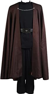 Cosplaysky Mens Halloween Costume Tunic Robe Uniform Outfit Cosplay