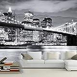 Fotomurales Decorativos Pared 3D Vista Nocturna Del...