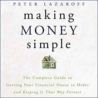 Making Money Simple audiobook cover art