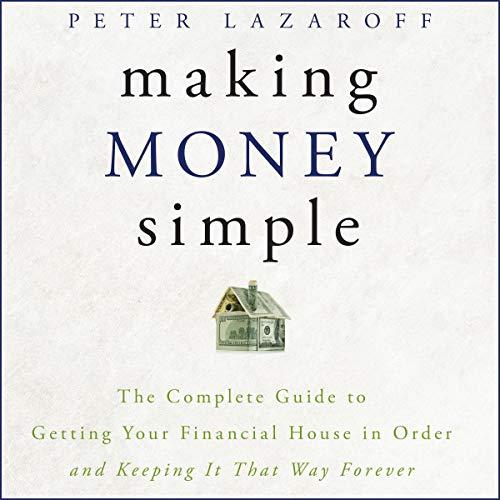 Making Money Simple audiobook cover art