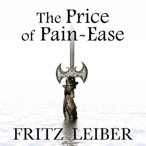 The Price of Pain-Ease audiobook cover art