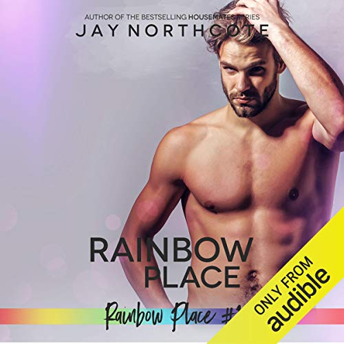 Rainbow Place audiobook cover art