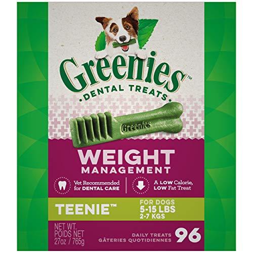 Greenies Gestion du Poids Dentaire à mastiquer friandises pour Chien